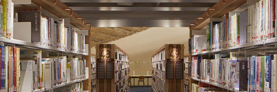 ミライon図書館